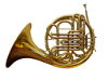 accompaniment tracks for french horn music